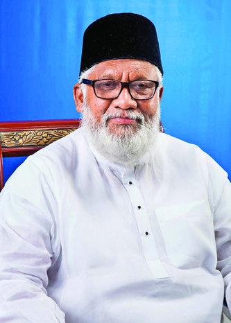Sufi Mizanur Rahman diamu