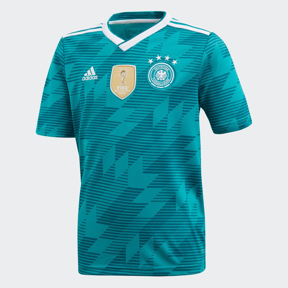 Germany Away Jersey FIFA World Cup 2018 - Diamu fd77ec499
