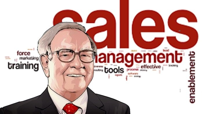 warren buffett sales diamu