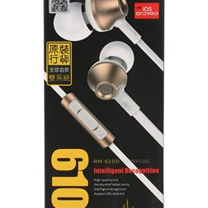 REMAX 610D Earphone diamu