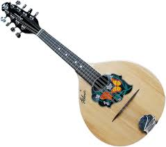 Hobmer Wooden Mandolin Diamu