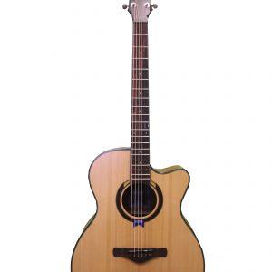 Dotch solid acoustic guitar Diamu