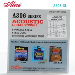 Alice Acoustic Guitar Strings Diamu