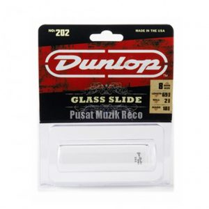 Dunlop 202 Pyrex Glass Guitar Slide Diamu