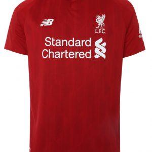 LFC home Jersey 2018-19 diamu