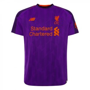 Liverpool Away Jersey Diamu