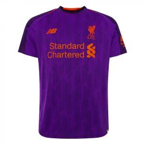 Liverpool Away Jersey Diamu