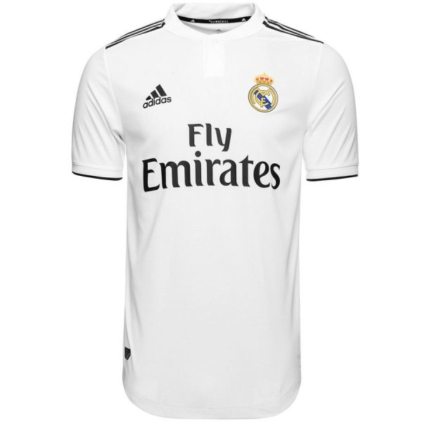 Real Madrid Home jersey diamu