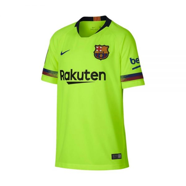 FC Barcelona Away Jersey 2018 19 - Best Price in Bangladesh  b2f67f1ff