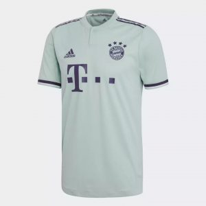 FC Bayern Away Authentic Jersey Diamu