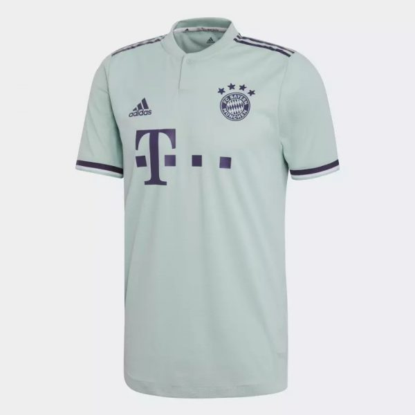 FC Bayern Away Player Jersey 18 19 - Best Price in Bangladesh  b9e091af5