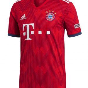 FC Bayern Home Jersey Diamu
