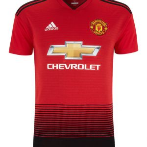 Manchester United Home Jersey Diamu