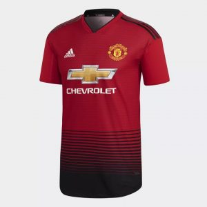 manchester united home authentic jersey diamu