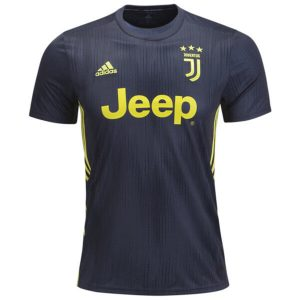 Juventus Third Authentic Jersey diamu