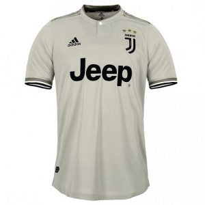 Juventus Away Authentic Jersey diamu