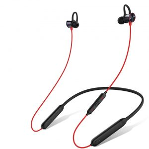 oneplus bullets wireless earphone red diamu