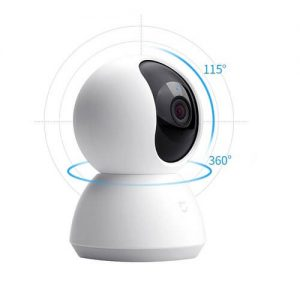 mi 360 degree wifi camera 720p