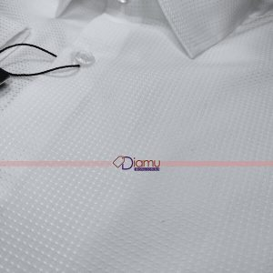 Erotas white color formal shirt diamu