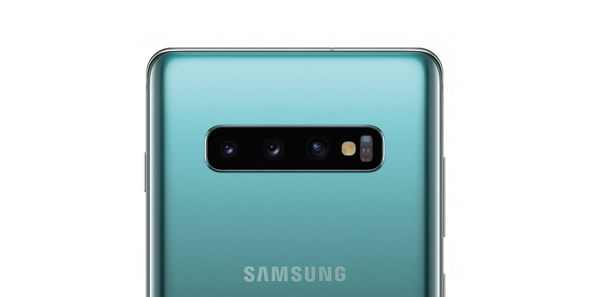 Samsung Galaxy S10 diamu