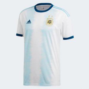 Argentina Copa America Home Jersey 2019 diamu