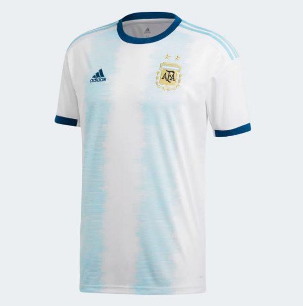 Argentina Authentic Home Jersey Copa America 2019 Diamu