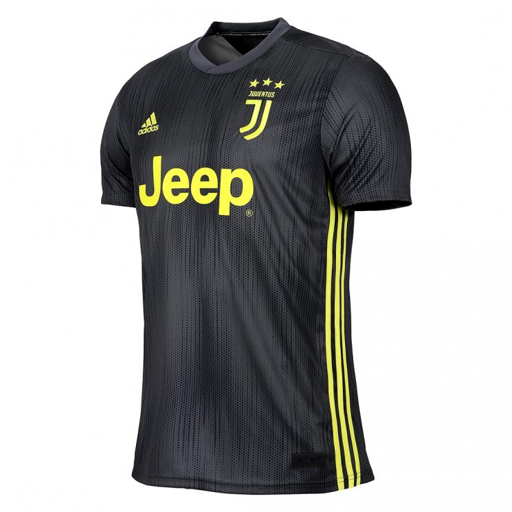 save off c5417 5ee2a Juventus Third Kid's Jersey With Shorts 2018/19
