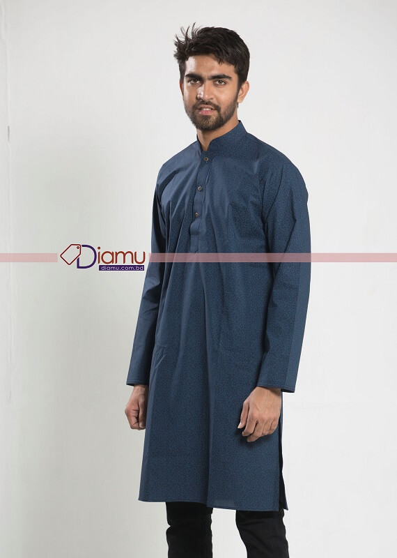 Erotas Men's Cotton Panjabi DPM106 diamu