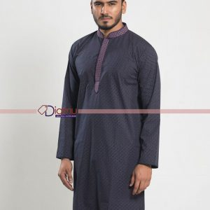 Erotas Men's Cotton Panjabi DPM307 diamu