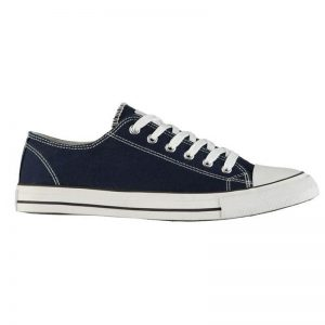Lee Cooper Canvas Lo Shoes diamu
