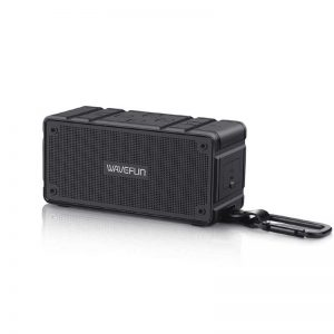 Wavefun Cuboid Portable Bluetooth Speaker