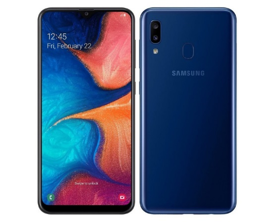samsung galaxy a20 diamu