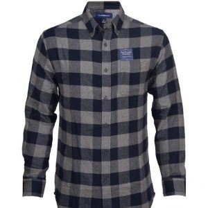 Men's Classic Fit Flannel Shirt DFS-401 Diamu