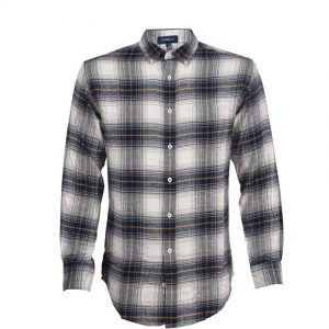 Men's Classic Fit Flannel Shirt DFS-404