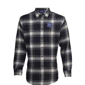 Men's Classic Fit Flannel Shirt DFS-409 Diamu