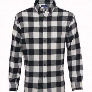 Men's Classic Fit Flannel Shirt DFS-410