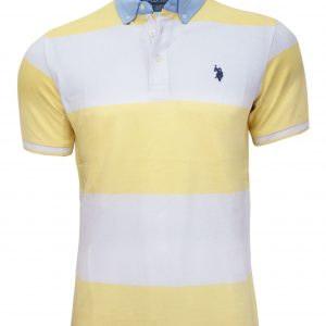 Men's Polo T-shirt Regular Fit DUP-001 Diamu