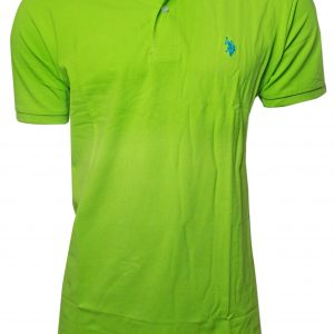 Men's Polo T-shirt Regular Fit DUP-018 Diamu