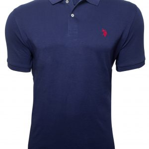 Men's Polo T-shirt Regular Fit DUP-020 Diamu