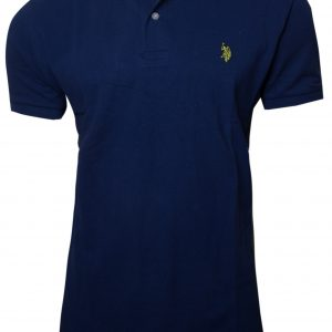 Men's Polo T-shirt Regular Fit DUP-023 Diamu