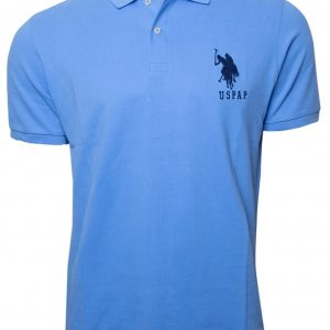 Men's Polo T-shirt Regular Fit DUP-024 Diamu