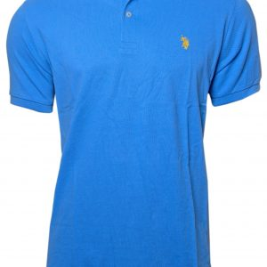 Men's Polo T-shirt Regular Fit DUP-042 Diamu