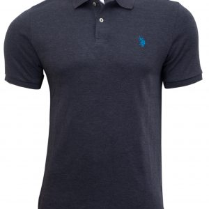 Men's Polo T-shirt Regular Fit DUP-075 Diamu