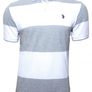 Men's Polo T-shirt Regular Fit DUP-076 Diamu