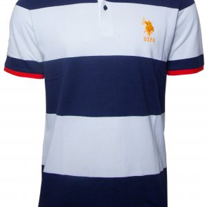 Men's Polo T-shirt Regular Fit DUP-077 Diamu