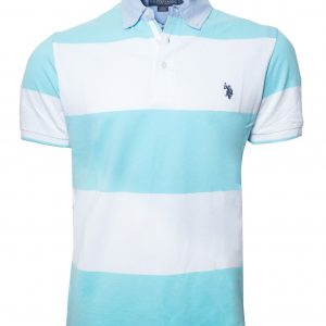 Men's Polo T-shirt Regular Fit DUP-078 Diamu