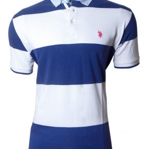 Men's Polo T-shirt Regular Fit DUP-201 Diamu