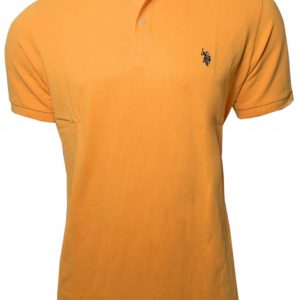 Men's Polo T-shirt Regular Fit DUP-203 Diamu