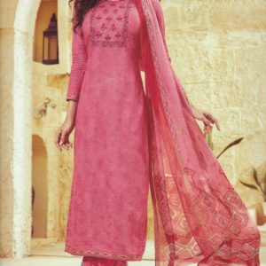Ruhaab Embroidered Cotton Salwar Kameez Suits DRCS-11509 Diamu