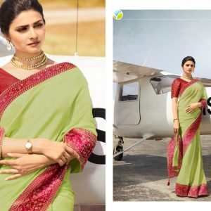 Vinay Sheesha Harmony Heavy Silk Saree 20856